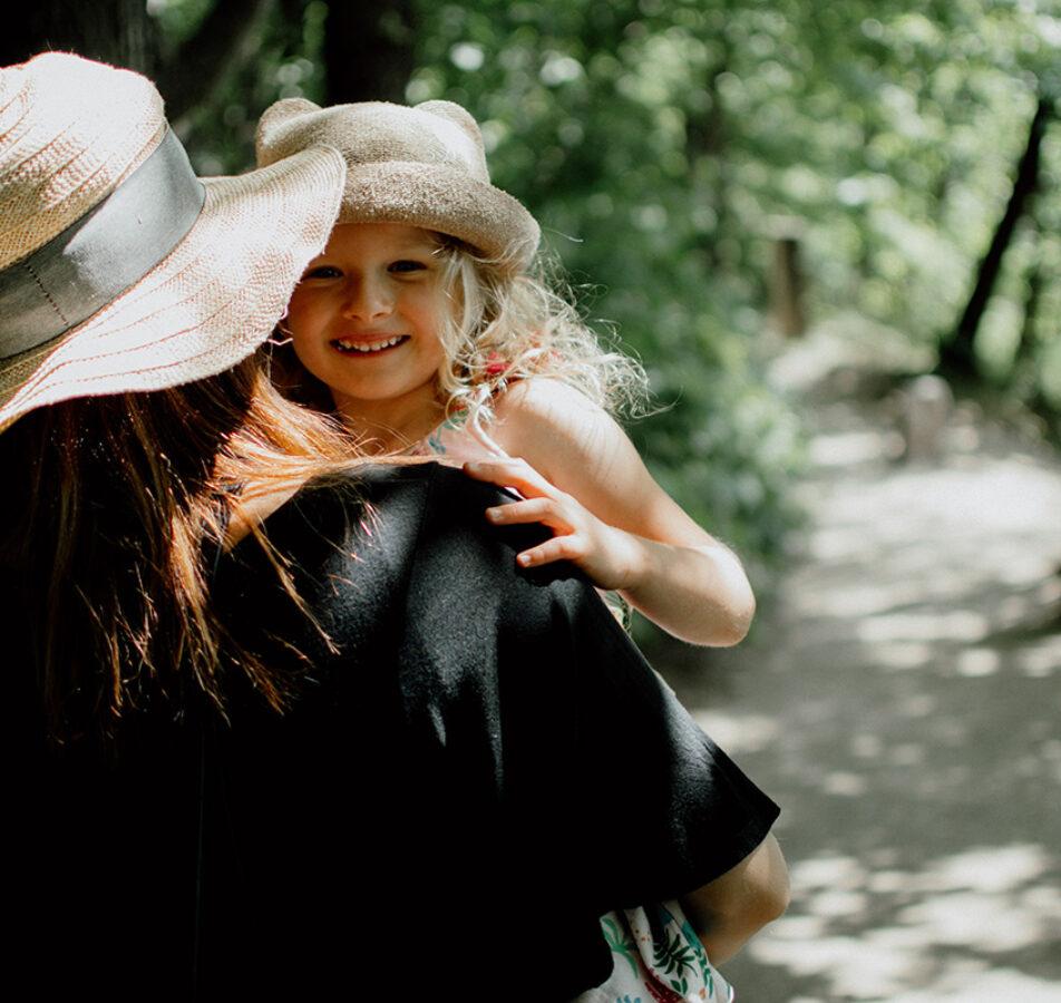 Mama i córka, czyli Natalia i Sara